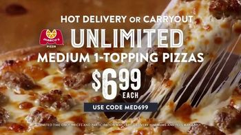 Marco's Pizza TV Spot, 'Love Is Limitless: Unlimited Medium Pizzas' - Thumbnail 7