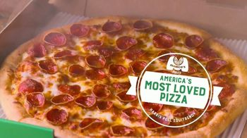 Marco's Pizza TV Spot, 'Love Is Limitless: Unlimited Medium Pizzas' - Thumbnail 1