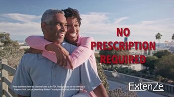 ExtenZe TV Spot, 'A Simple Non-Prescription'