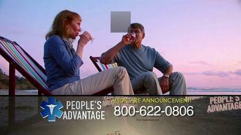 People's Advantage TV Spot, 'Important Benefits: Medicare' - Thumbnail 8