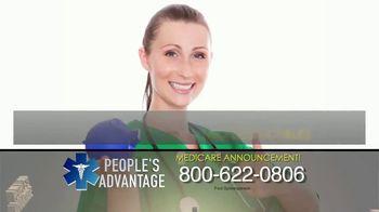 People's Advantage TV Spot, 'Important Benefits: Medicare' - Thumbnail 3
