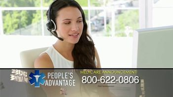 People's Advantage TV Spot, 'Important Benefits: Medicare' - Thumbnail 7