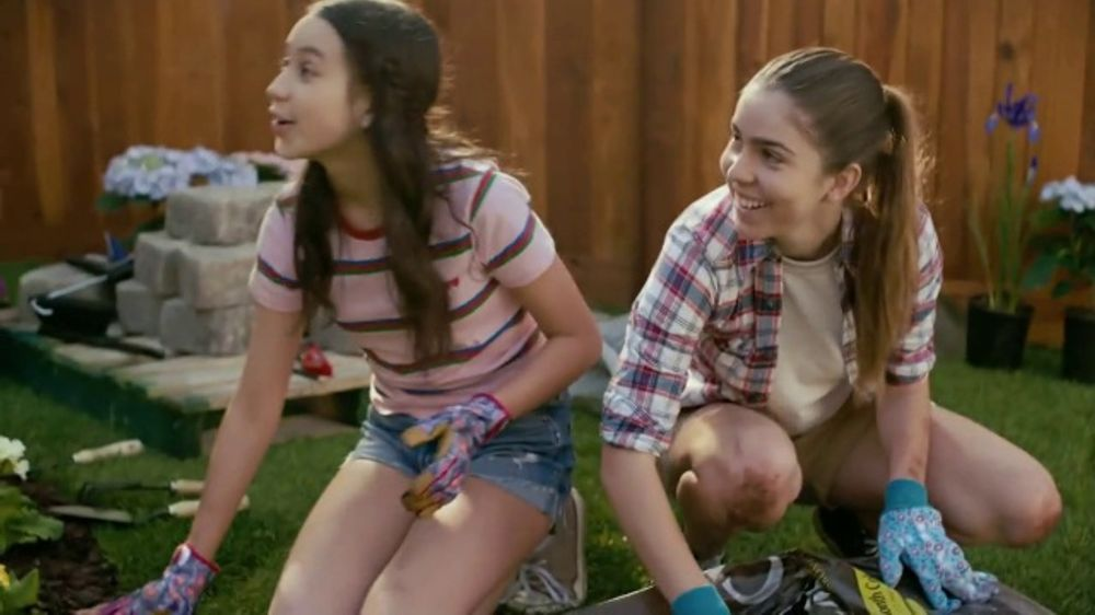 Lowe's TV Commercial, 'Getting Outside'