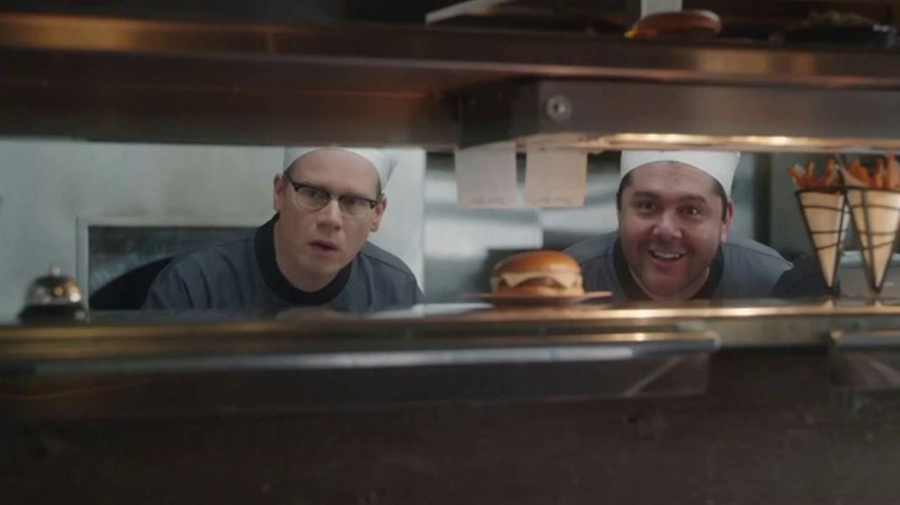Allstate TV Commercial, 'Burger Joint' Featuring Dennis ...