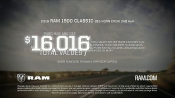 Ram Truck Month TV Spot, 'The Truck You Need' [T2] - Thumbnail 7