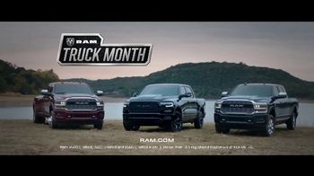 Ram Truck Month TV Spot, 'The Truck You Need' [T2]