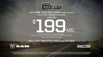 Ram Truck Month TV Spot, 'Luxury Car of the Year' [T2] - Thumbnail 8
