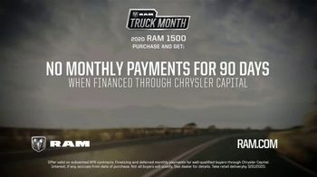 Ram Truck Month TV Spot, 'Luxury Car of the Year' [T2] - Thumbnail 7