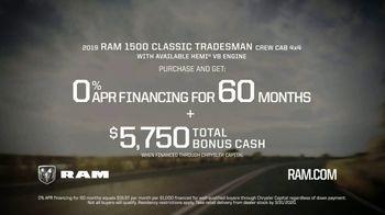 Ram Truck Month TV Spot, 'Step Up' [T2] - Thumbnail 4