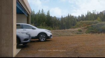 Honda Dream Garage Spring Event TV Spot, 'CR-V and HR-V' Song by Danger Twins [T1] - Thumbnail 3