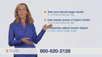 Solara Medical Supplies TV Spot, 'Living With Diabetes' - Thumbnail 8