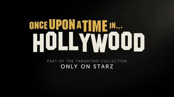 Starz Channel TV Spot, 'Once Upon a Time in Hollywood' - Thumbnail 9