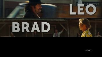 Starz Channel TV Spot, 'Once Upon a Time in Hollywood' - Thumbnail 2