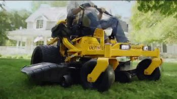 Cub Cadet Ultima Series TV Spot, 'All-Around: $100 Off' - Thumbnail 6