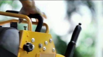 Cub Cadet Pro Series TV Spot, 'Respect Is Earned' - Thumbnail 2