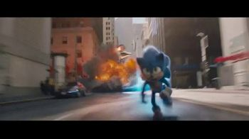 Sonic The Hedgehog Home Entertainment TV Spot