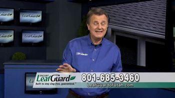 LeafGuard of Utah Spring Blowout Sale TV Spot, 'George' - Thumbnail 1