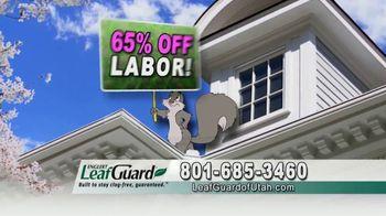 LeafGuard of Utah Spring Blowout Sale TV Spot, 'George' - Thumbnail 7