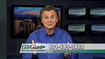 LeafGuard of Utah Spring Blowout Sale TV Spot, 'Weight of Muck' - Thumbnail 3