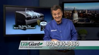 LeafGuard of Utah Spring Blowout Sale TV Spot, 'Weight of Muck' - Thumbnail 7