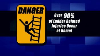 LeafGuard of DC Spring Blowout Sale TV Spot, 'Ladder' - Thumbnail 1