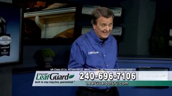LeafGuard of DC Spring Blowout Sale TV Spot, 'Ladder' - Thumbnail 2