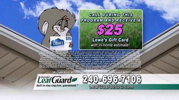 LeafGuard of DC Spring Blowout Sale TV Spot, 'Ladder' - Thumbnail 7