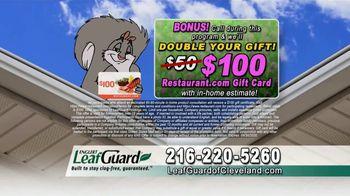 LeafGuard of Cleveland Spring Blowout Sale TV Spot, 'Rose' - Thumbnail 10