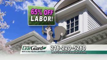 LeafGuard of Cleveland Spring Blowout Sale TV Spot, 'Rose' - Thumbnail 7
