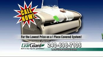 LeafGuard of DC Spring Blowout Sale TV Spot, 'Where We Come In' - Thumbnail 8