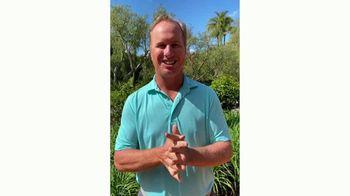 PGA TOUR TV Spot, 'Thank You' Featuring Justin Thomas, Charley Hoffman - Thumbnail 2