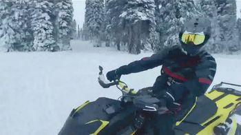 Ski-Doo TV Spot, 'That Ski-Doo Feeling'
