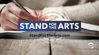 Stand for the Arts TV Spot, 'Women's History Month: Write Girl' - Thumbnail 9