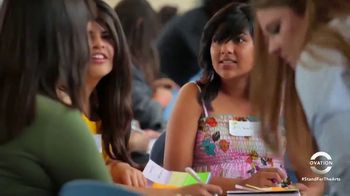 Stand for the Arts TV Spot, 'Women's History Month: Write Girl' - Thumbnail 5