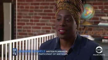 Stand for the Arts TV Spot, 'Women's History Month: Write Girl' - Thumbnail 6