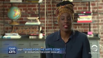 Stand for the Arts TV Spot, 'Women's History Month: Write Girl' - Thumbnail 8