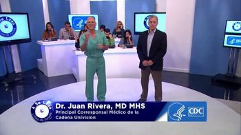 Centers for Disease Control and Prevention TV Spot, 'Enfisema' con Dr. Juan Rivera [Spanish] - Thumbnail 1