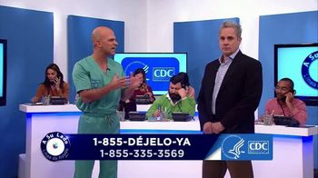 Centers for Disease Control and Prevention TV Spot, 'Enfisema' con Dr. Juan Rivera [Spanish]