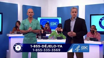 Centers for Disease Control and Prevention TV Spot, 'Enfisema' con Dr. Juan Rivera [Spanish] - Thumbnail 5