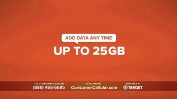 Consumer Cellular TV Spot, 'Super Real: Plans $20+ a Month' - Thumbnail 3