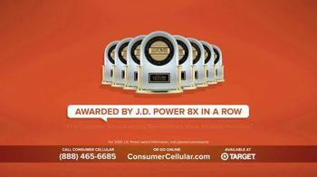 Consumer Cellular TV Spot, 'Super Real: Plans $20+ a Month' - Thumbnail 9