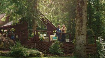 Consumer Cellular TV Spot, 'Cabin: Plans $20+ a Month' - Thumbnail 1