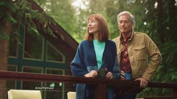 Consumer Cellular TV Spot, 'Cabin: Plans $20+ a Month' - Thumbnail 2