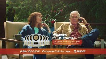 Consumer Cellular TV Spot, 'Cabin: Plans $20+ a Month' - Thumbnail 7