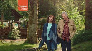 Consumer Cellular TV Spot, 'Cabin: Plans $20+ a Month' - Thumbnail 8