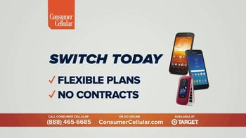 Consumer Cellular TV Spot, 'What We Need: Plans $20+ a Month' - Thumbnail 10