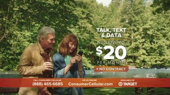 Consumer Cellular TV Spot, 'What We Need: Plans $20+ a Month'