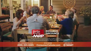 Consumer Cellular TV Spot, 'What We Need: Plans $20+ a Month' - Thumbnail 6