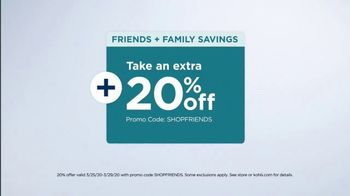 Kohl's Super Saturday TV Spot, '20 Percent Off: Tops, Shoes and Pillows' - Thumbnail 3