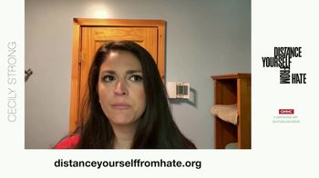 Distance Yourself From Hate TV Spot, 'Distance Yourself' Ft. Bobby Berk, Cecily Strong - Thumbnail 3